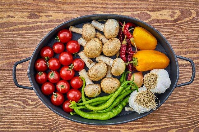 東南の野菜、風水