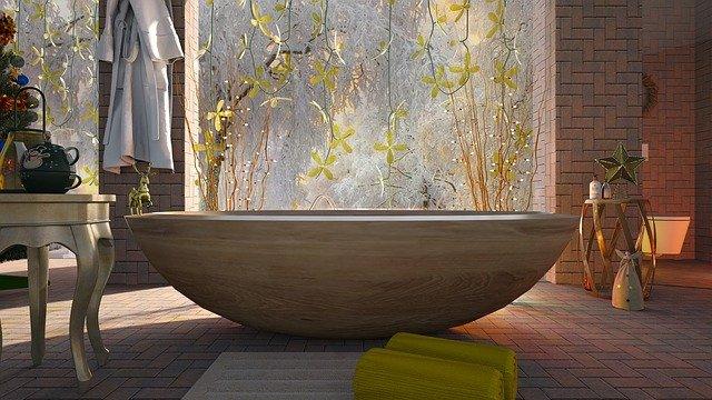 入浴、風水