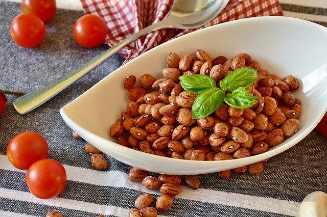 豆類、風水