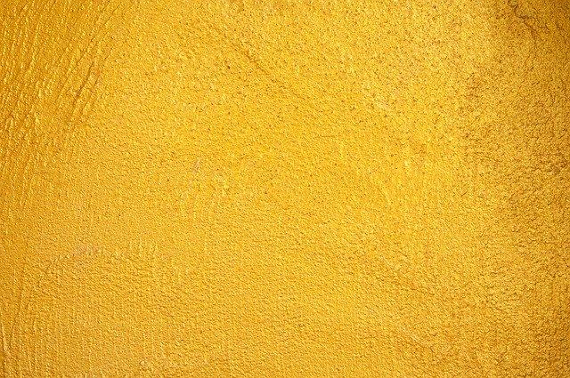 黄色、風水