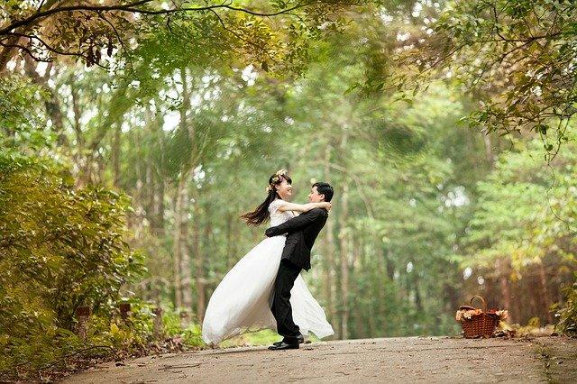 結婚、風水