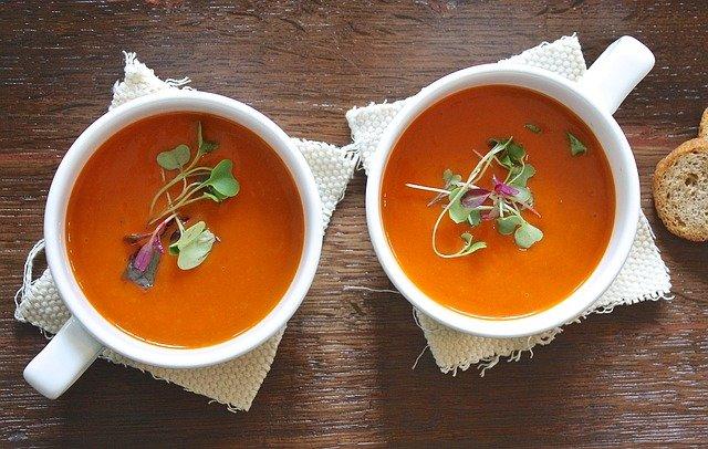 スープ、風水