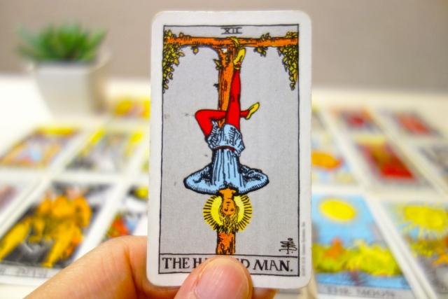 吊るされた男、大アルカナ